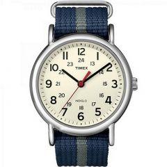 Timex Weekender SlipThru Watch NavyGrey-small image
