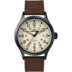 Timex Expedition Scout Metal Watch Brown-small image