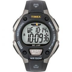 Timex Ironman Triathlon 30 Lap Grey/Black - Waterproof Fitness Watches-small image