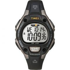 Timex Ironman Triathlon 30 Lap Mid Size BlackSilver-small image
