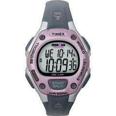 Timex Ironman 30Lap MidSize Watch PinkGrey-small image