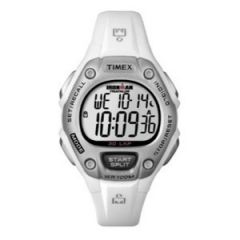 Timex Ironman 30Lap MidSize Watch White-small image