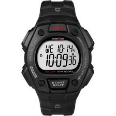 Timex Ironman Classic 30 Lap FullSize Watch BlackRed-small image