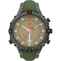 Timex Allied 45mm Tide Temp Compass Gunmetal Tan-small image