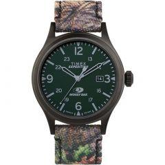 Timex X Mossy Oak Standard 40mm Case Dark Camouflage-small image