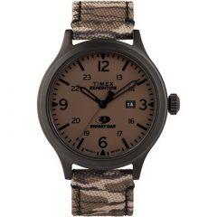 Timex X Mossy Oak Standard Xl 43mm Case Light Camouflage-small image