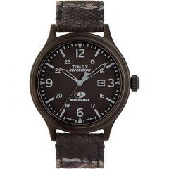 Timex X Mossy Oak Standard Xl 43mm Case Dark Camouflage-small image