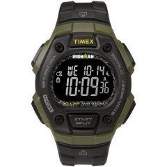 Timex Ironman Classic 30 41mm FullSize Resin Strap Watch GreenBlack-small image