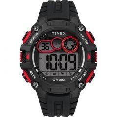 Timex MenS Big Digit Dgtl 48mm Watch RedBlack-small image
