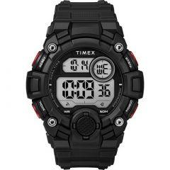 Timex MenS AGame Dgtl 50mm Watch BlackRed-small image