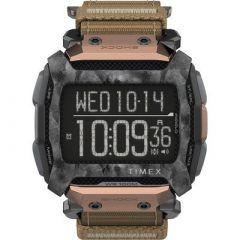 Timex Command 54mm Black Case WBlack Fastwrap Copper Accent-small image