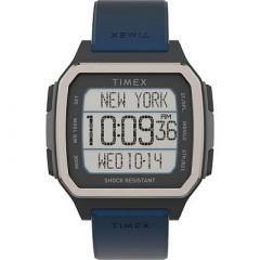 Timex Command Urban 47mm Black Case WBlue Strap-small image