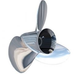 Turning Point Express Mach3 Os Right Hand Stainless Steel Propeller Os1617 156 X 17 3Blade-small image