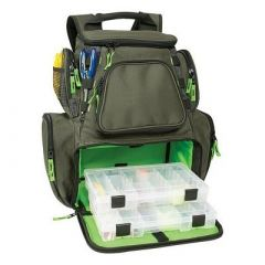 Wild River MultiTackle Large Backpack W2 Trays-small image