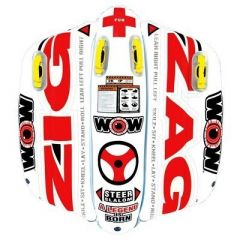 Wow Watersports Zig Zag Towable 1 Person-small image
