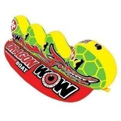 Wow Watersports Dragon Boat Towable 3 Person-small image