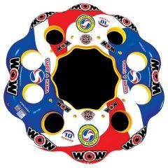 Wow Watersports Tube A Rama Float 10 Person-small image