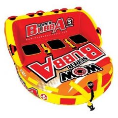 Wow Watersports Super Bubba HiVis 3p Towable 3 Person-small image