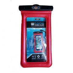 Wow Watersports H2o Proof Smart Phone Holder 5 X 9 Red-small image