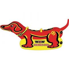 Wow Watersports Weiner Dog 2 Towable 2 Person-small image