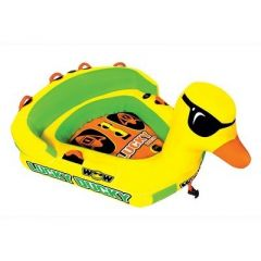 Wow Watersports Lucky Ducky Towable 2 Person-small image