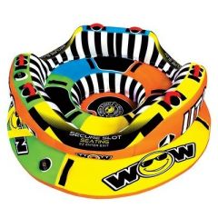 Wow Watersports Uto Excalibur Towable 3 Person-small image