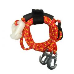 Wow Watersports 12 Tow Harness WSelf Centering Pulley-small image
