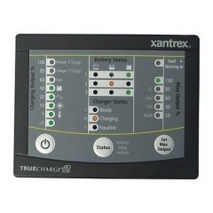 Xantrex TrueIChargeI2 Remote Panel F20 40 60 Amp Only For 2nd Generation Of Tc2 Chargers-small image