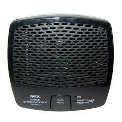 Xintex Carbon Monoxide Alarm Battery Operated Black-small image