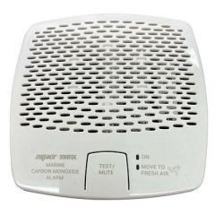 Xintex Cmd6MbR Co Alarm Internal Battery White-small image