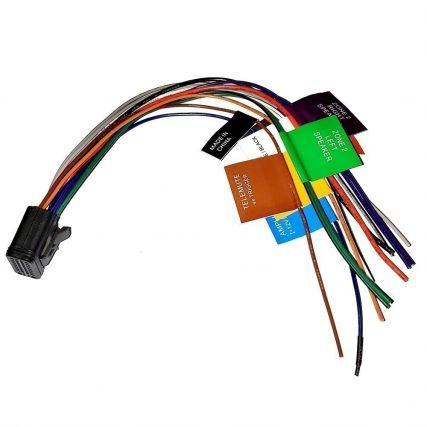 [DIAGRAM_3ER]  Fusion Power/Speaker Wire Harness F/Ms-Ra70 Stereo | Furuno Radar Wiring Harness |  | Hodges Marine