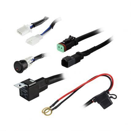 [GJFJ_338]  Heise 1 Lamp Dr Wiring Harness & Switch Kit | Furuno Radar Wiring Harness |  | Hodges Marine