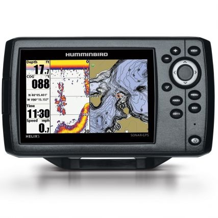 HEAD UNIT ONLY Humminbird Helix 5 Chirp DI GPS G2 Combo