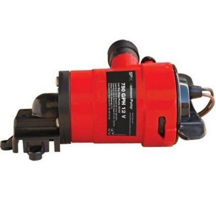 JOHNSON PUMPS Cartridge Combo Bilge Pump 750GPH 12V