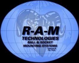2.25 Ball D Size Arm RAM Mount Double Socket Arm