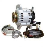 Balmar 60 Series Alternator Saddle MountDual Foot Charging Kit 100a 12v-small image