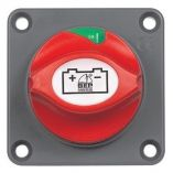 BEP Panel-Mounted Battery Master Switch - Marine Electrical-small image