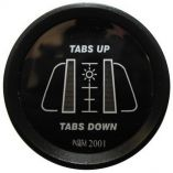 Boat Leveler Electronics Tab Locator - Trim Tab Parts-small image