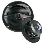 "Boss Audio MR60B Black 6.5"" Speakers (Pair) - Boat Audio Entertainment-small image"