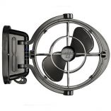Caframo Sirocco Ii 3Speed 7 Gimbal Fan Black 1224v-small image