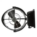 Caframo Sirocco Ii Elite Fan Black-small image
