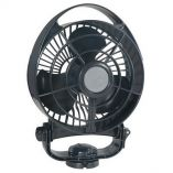 Caframo Bora 748 12v 3Speed 6 Marine Fan Black-small image