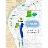 Cmor Mapping North Florida, Georgia South Carolina FSimrad, Lowrance, BG Mercury-small image