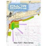 Cmor Mapping Ny Nj FSimrad, Lowrance, BG Mercury-small image