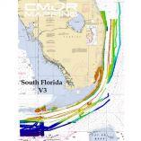 Cmor Mapping South Florida FSimrad, Lowrance Mercury-small image