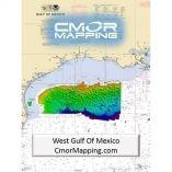 Cmor Mapping West Gulf Of Mexico FSimrad, Lowrance, BG Mercury-small image
