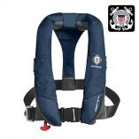 Crewsaver Crewfit 35 Sport Uscg Automatic Life Jacket Navy Blue-small image