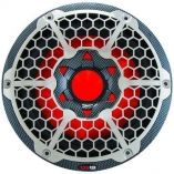 Ds18 Hydro 10 Subwoofer WRgb Lights 600w Carbon Fiber-small image