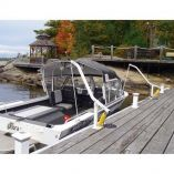 Dock Edge Wake Watchers Mooring System - Docking & Anchoring Cleat-small image