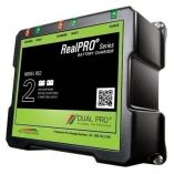 Dual Pro Realpro Series Battery Charger 12a 26aBanks 12v24v-small image